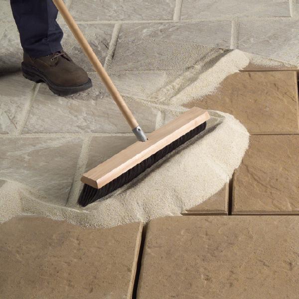 sable polym re pour joints de pav s pos s sur sols souples tanguy. Black Bedroom Furniture Sets. Home Design Ideas